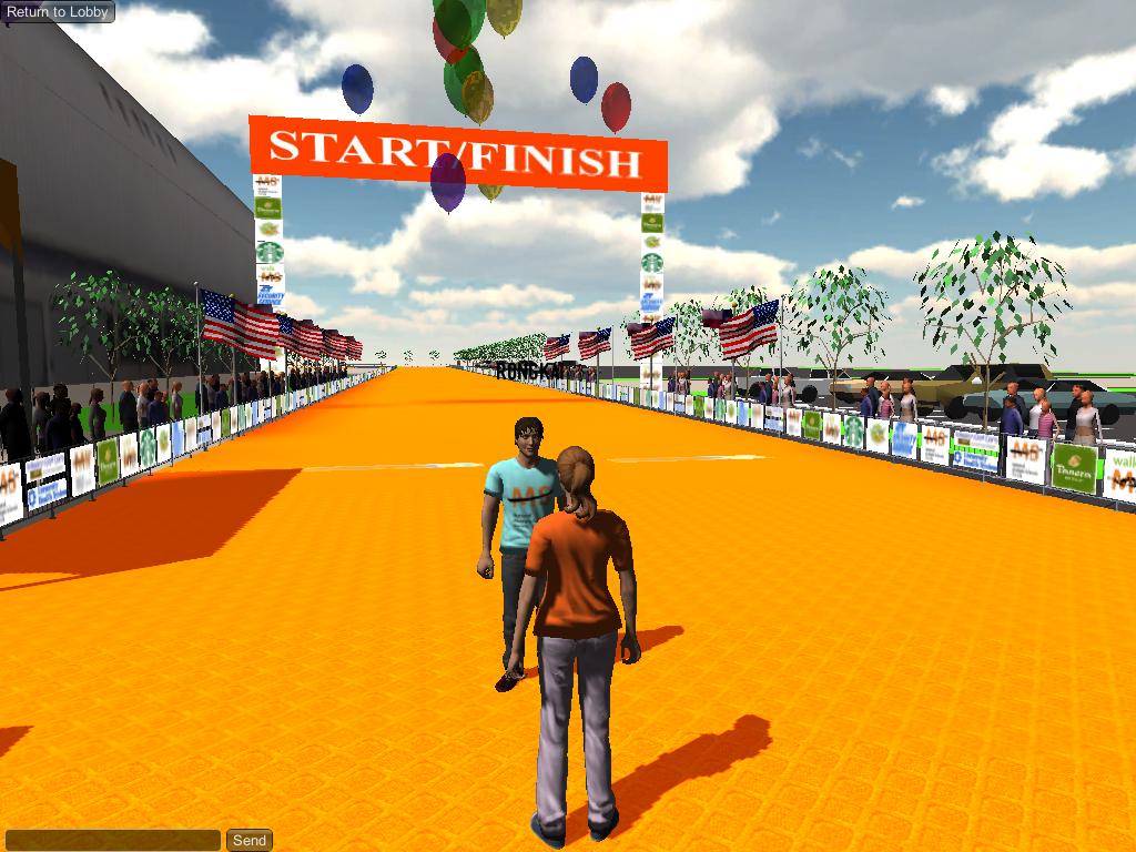 Virtual Walk M.S.